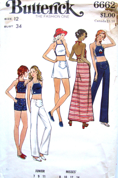 Butterick 6662 image
