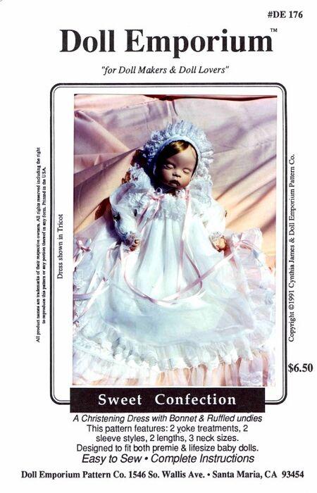 Doll Emporium 1991 176 F