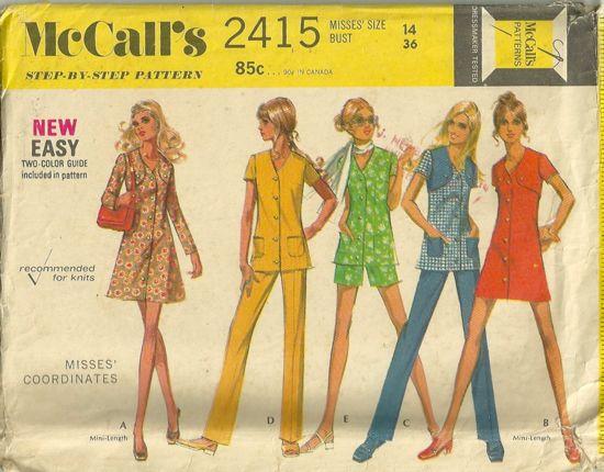 McCalls 2415A