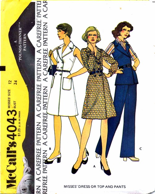 McCalls 1974 4043