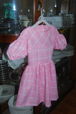 Juliet's bd dress