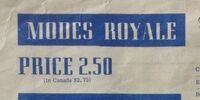 Modes Royale E-2409