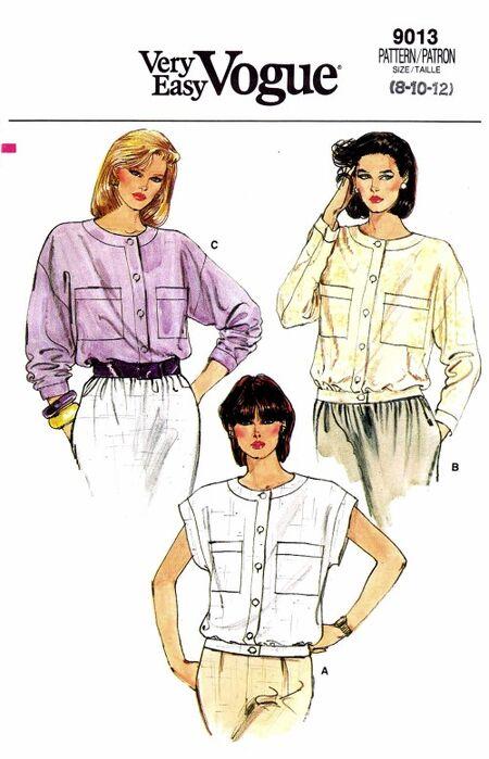 Vogue 1985 9013