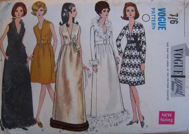 Vogue 7444 image
