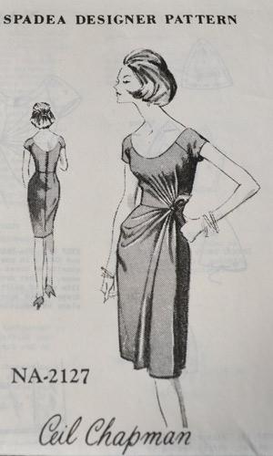 Vop-1448-01a-vintage-spadea-ceil-chapman-designer-sewing-pattern-dress