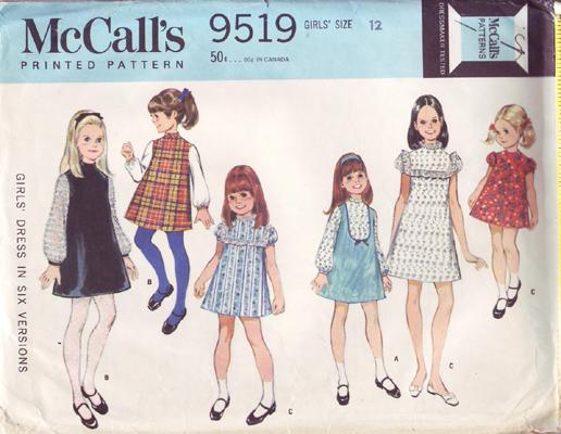 McCall's 9519