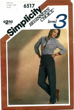 Simplicity 6517
