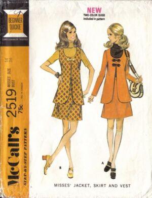 McCalls 2519