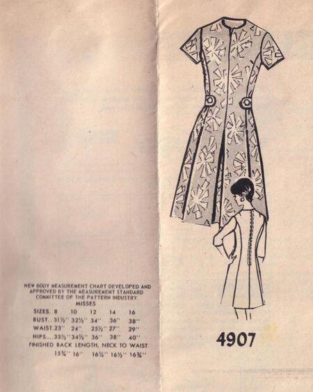 Mail order 4907 Circa 1940 image