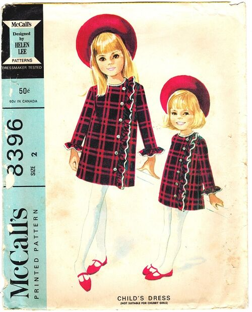 McCall's 8396 570