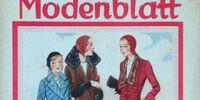 Beyers Modenblatt No. 19 Vol. 9 1930