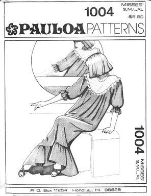 Pauloa 1004 - Cover