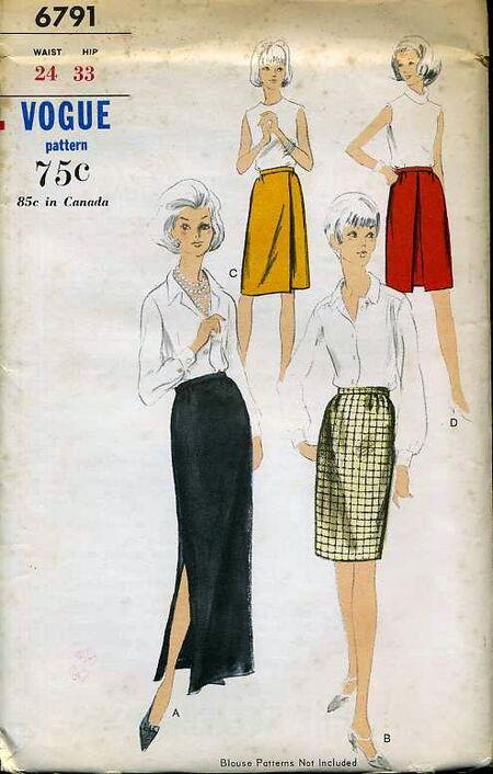 Vogue 6791