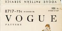 Vogue 8717 A