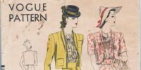 Vogue 8634 A