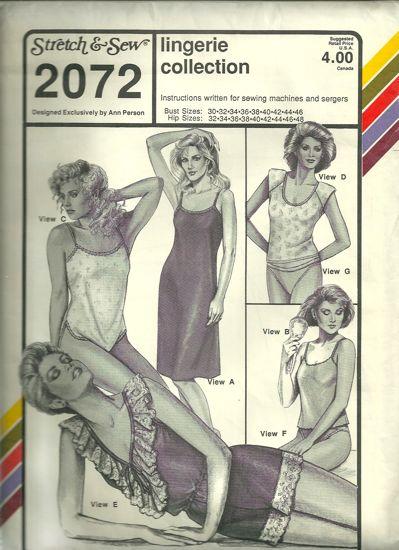 Stretch Sew 2072
