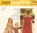 Simplicity 5903