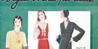 Beyers Mode für Alle No. 8 1931