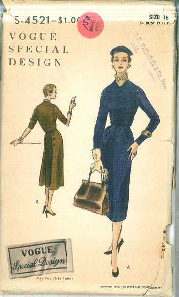 Vogues4521 cover