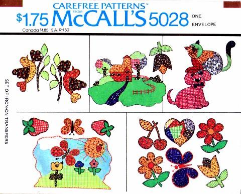 McCalls 1976 5028