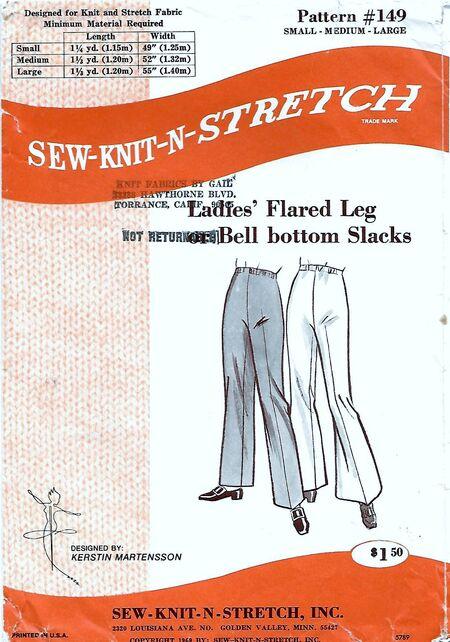 Sew Knit N Stretch