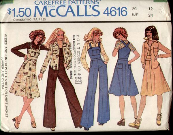 McCalls 4616 75 a