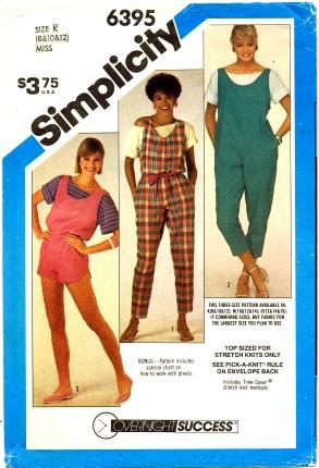 Simplicity 1984 6395