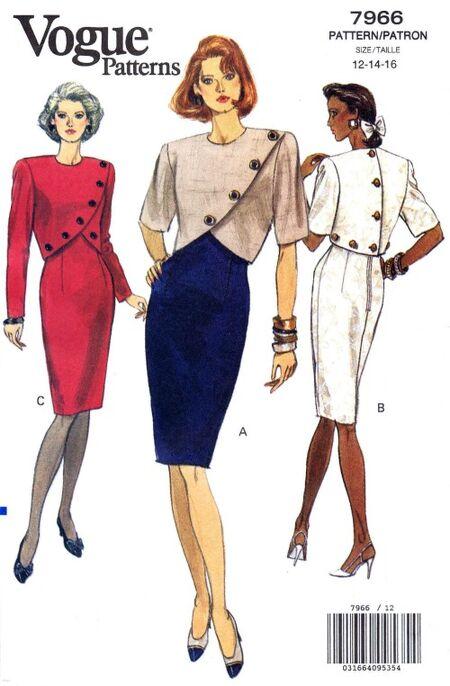 Vogue 1991 7966