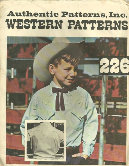 Authentic Patterns 226