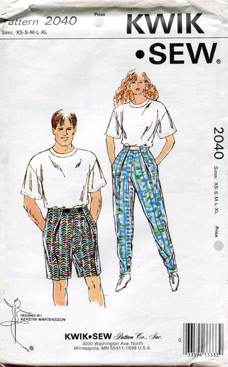 Kwiksew2040