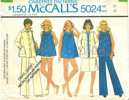 McCalls 5024