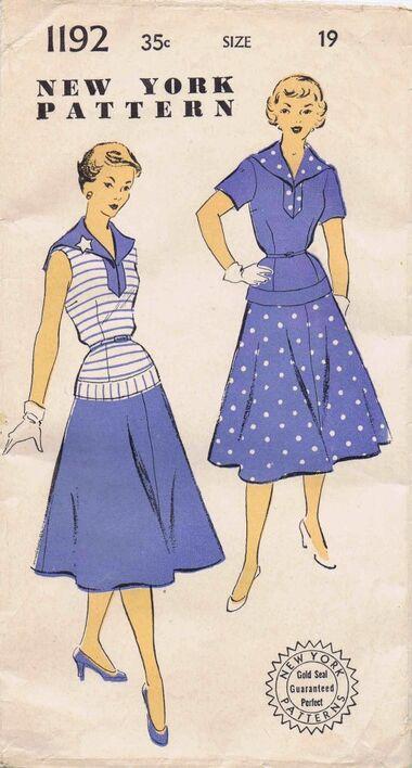New York 1951 1192