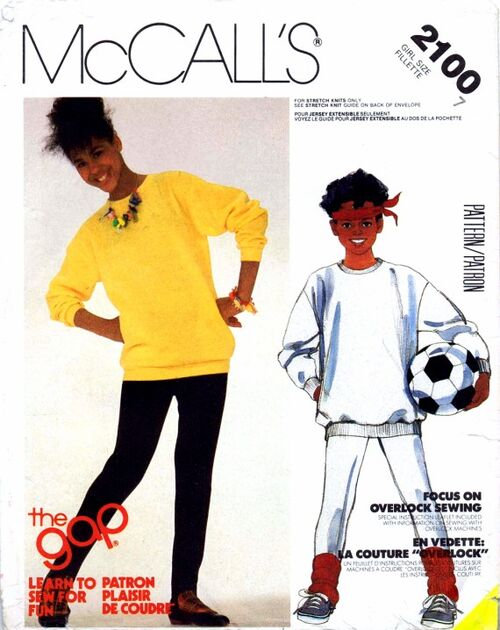 McCalls 1985 2100