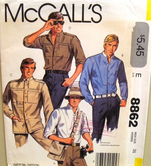 McCalls 8862