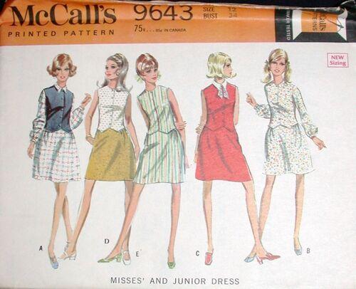 McCall's 9643