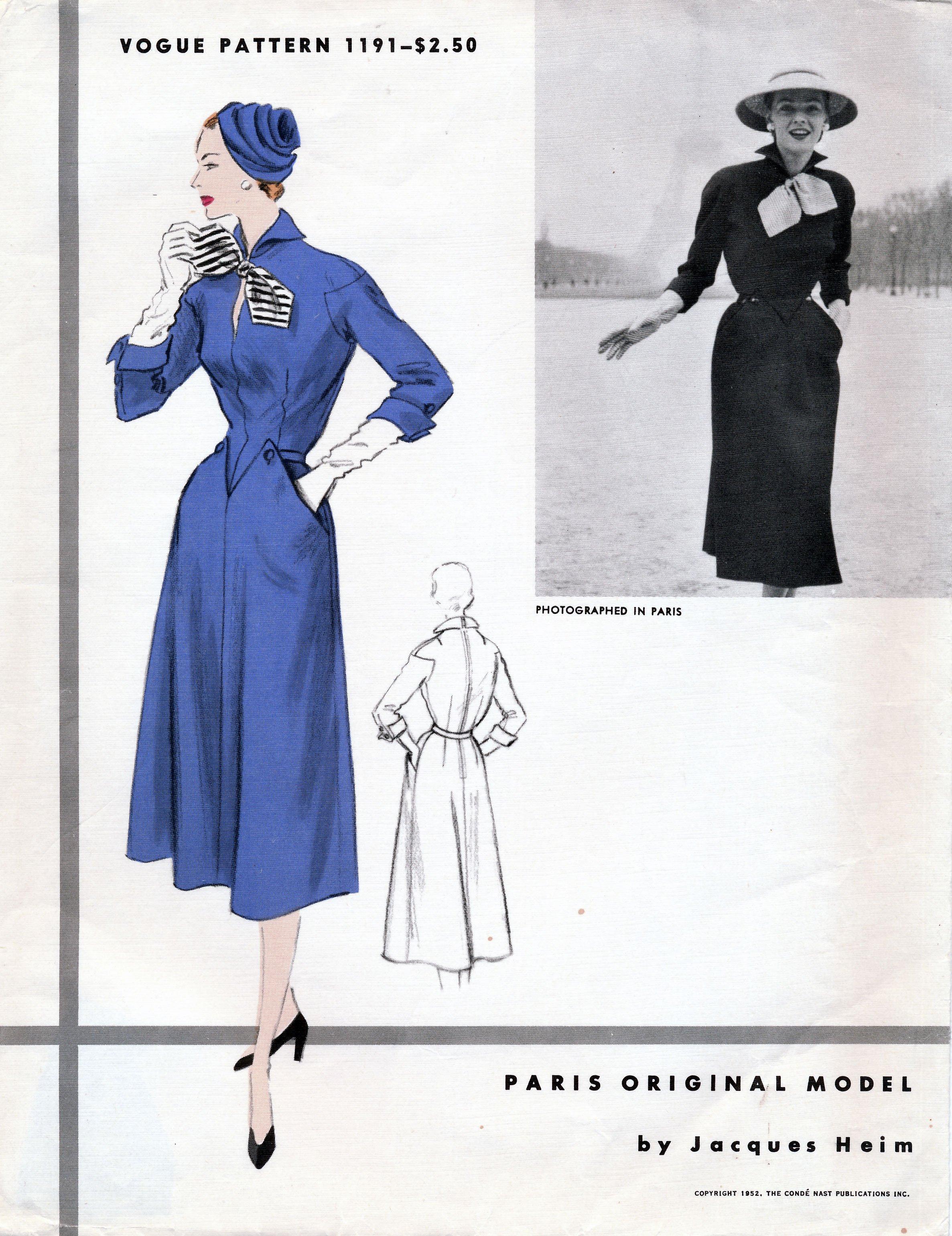Vogue 1191