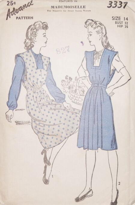 Advance 3337 (1940s)