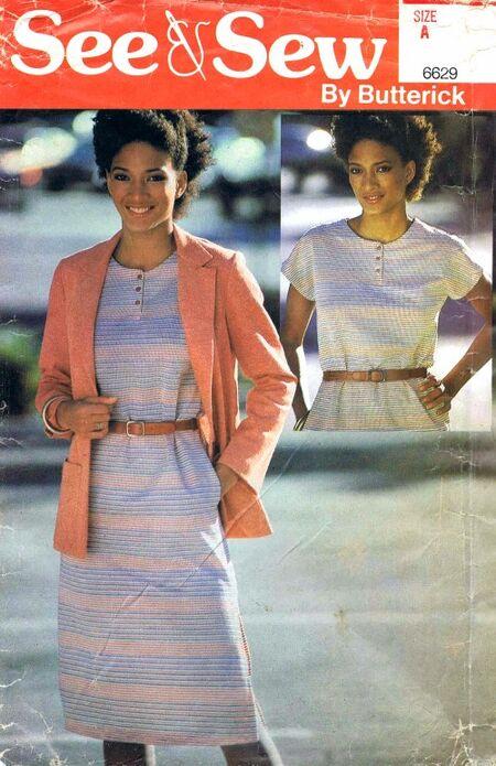 See & Sew 1979 6629