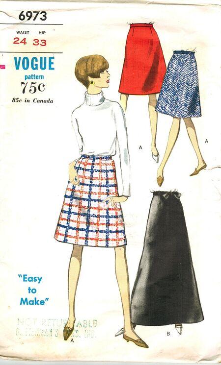 Vogue 6973