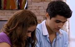 Tomi and Vilu!