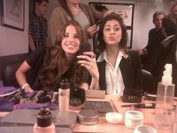 Cande and Tini make-up