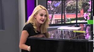 "Violetta 2 English - Ludmilla & Vilu sing ""Love is a game"" (Si es por amor) - episode 78"