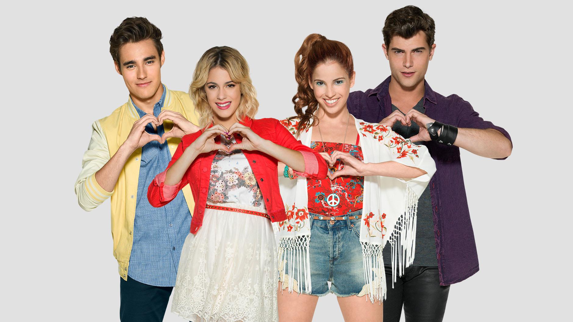 Violetta (TV Series 2012– ) - Full Cast & Crew - IMDb
