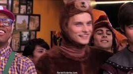 Braco bear costume