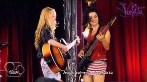 """Violetta - """"Entre tu y yo"""" (épisode 14) - Exclusivité Disney Channel"""
