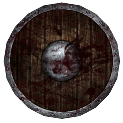 Roman shield blood skin preview