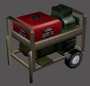 Generator redirect