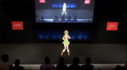 GUMI at VOCALOID x LiveAR