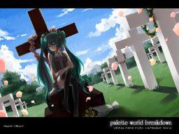 """Image of """"Palette world breakdown"""""""