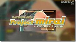 Project Mirai